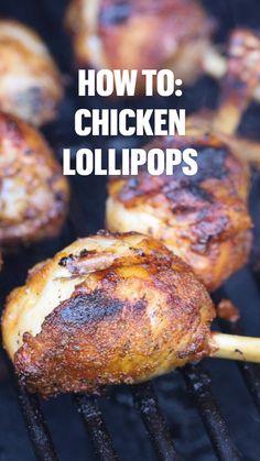 Grilled Chicken Drumsticks, Grilled Chicken Legs, Boneless Chicken Thighs, Baked Drumsticks, Boneless Wings, Baked Chicken Nuggets, Crispy Baked Chicken, Grilled Meat, Tandoori Chicken