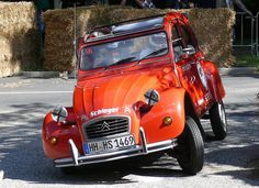 Thirteen cars that will scare the daylights out of you: Citroen 2CV