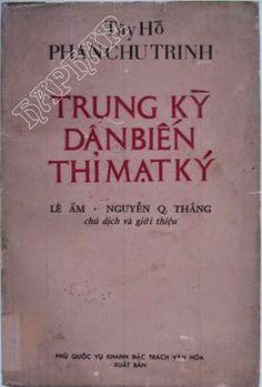 Trung Kỳ Dân Biến Thỉ Mạt Ký (NXB Phủ Quốc Vụ Khanh 1973) - Phan Châu Trinh, 161 Trang | Sách Việt Nam