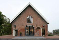 Scheunenhaus als moderner Wohnraum