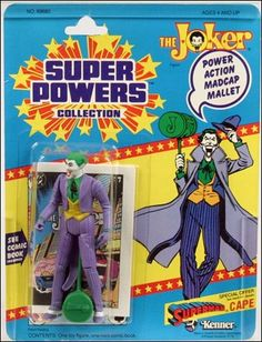 super powers joker | super powers collection action figures joker wave 2 re pack superman ...