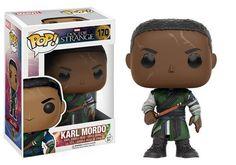 Funko Pop Marvel Doctor Strange Karl Mordo Vinyl Bobblehead Figure #170