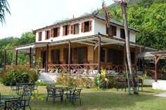 Plantation House, Silhouette Island, Seychelles
