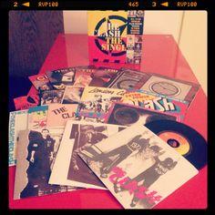 The Clash - UK Singles Boxset The Clash, Cool Stuff, Music, Cool Things, Muziek, Musik, Songs