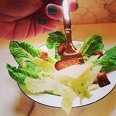 Saladinha da @renatajd10, no clique enviado pela hashtag #oxfordporcelanas no Instagram.
