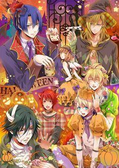 halloween Uta No Prince Sama