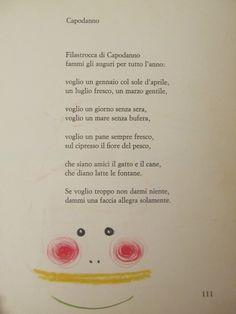 Filastrocche in cielo e in terra Gianni Rodari illustrato da Bruno Munari