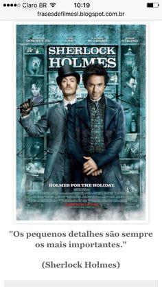 Filme: Sherlock holmes