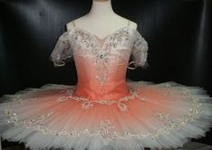 This highly professional tutu is designed by a famous Japanese ballet designer. It is suitable for any major classical role, especially for the roles of Dulcinea, Princess Aurora, Sugar Plum Fairy and