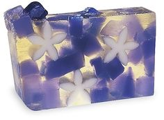 Pikaki Homemade Bar Soap: Primal Elements created a fun purple soap with the scent of Pikaki a Hawaiian jasmine with flower shapes inside it. Primal Elements, Homemade Bar, Homemade Soaps, Outdoor Crafts, Body Cleanser, Bath Soap, Vegetable Glycerin, Glycerin Soap, Tropical Decor