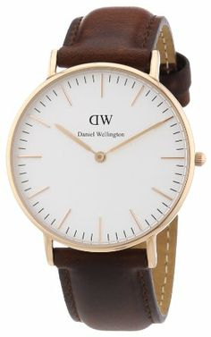 Daniel Wellington Damen-Armbanduhr Classic St Andrews Lady Analog Quarz Leder 0507DW.: Daniel Wellington: Amazon.de: Uhren