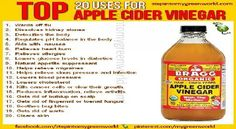 Benefits Drinking Apple Cider Vinegar Daily
