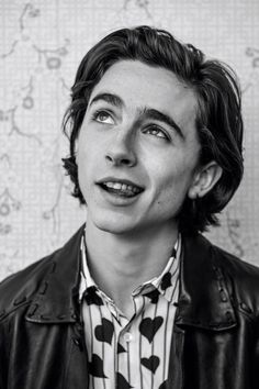 Timothee Chalamet - GQ February 14, 2018