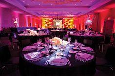 Wedding reception at Graves 601 Hotel | Minnesota Bride Magazine