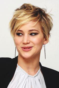 Jennifer Lawrence. Pixie.