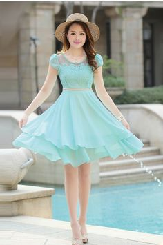 Super Cute Korean Clothing For Women YRBfashion korean dresses