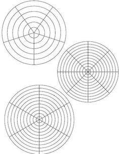 Here's a template that you can print to help mark out points on a circle… Dot Art Painting, Mandala Painting, Mandala Drawing, Stone Painting, Teneriffe, Mandala Stencils, Stencil Patterns, Ceramic Techniques, Pottery Techniques