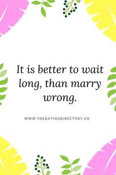 Quick dating advice