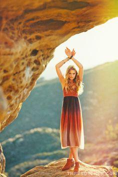 Untamed: running wild, living free, ThreadSence Spring 2013 Lookbook #fashion