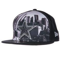 5950be50909 Dallas Cowboys New Era Logo Vista 59Fifty