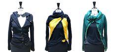 "Neue Farben und Muster für den ""DSS Cardigan"" - AÉTHÉRÉE Motorcycle Jacket, Jackets, Fashion, Summer, Colors, Patterns, Gowns, Down Jackets, Moda"