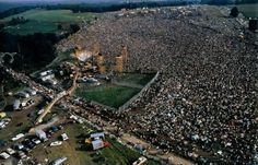 """Bethel, USA Population: 4,255 The Town of Bethel was brought to the world's attention in 1969 when nearly 500,000 people (almost 100 times more than the population of the town) gathered at Max Yasgur's Farm for """"Three Days of Peace and Music."""" The Woodstock Festival was a four-day (not three as originally planned) rock music festival, which st"""