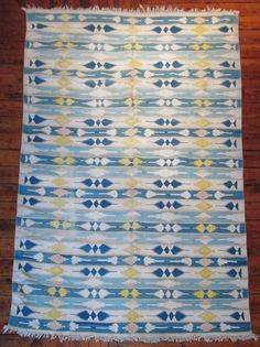 Antique Indian Dhurrie Oriental Rug 5'x9' Cotton by BOMALI on Etsy, $1800.00