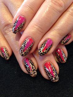 Cnd shellac art empower nail art nail art and style pinterest cnd shellac nail art empower nail art prinsesfo Images