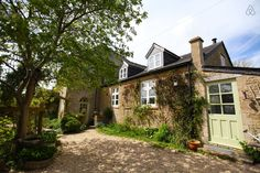 Check out this awesome listing on Airbnb: Chapel Cottage, Lower Chedworth - Houses for Rent in Cirencester
