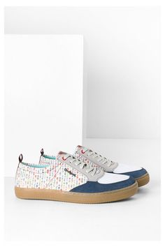 Denim herensneakers | Desigual.com