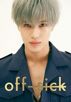 #Taemin #OffSick con photocard