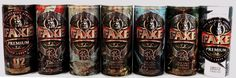 FAXE Exclusive series beer cans Saga of Ragnar № 112 & Two cans NEW ! Celtic Tattoos, Viking Tattoos, Fantasy Tattoos, Large Tattoos, Body Jewellery, Ragnar, Best Beer, Vikings, Beer Cans