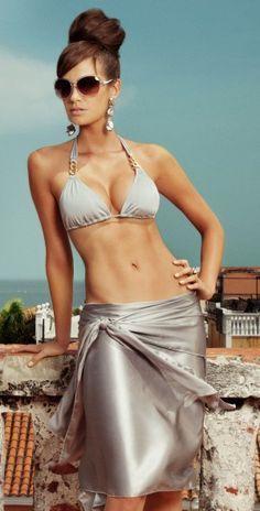 Verano High 2013 Monte Carlo Pareo #style #bikini #veranohigh #summer southbeachswimsuits.com