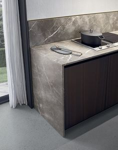 Arthena kitchen by Varenna, Poliform