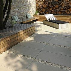 Senzo Pflaster für Garten und Haus: