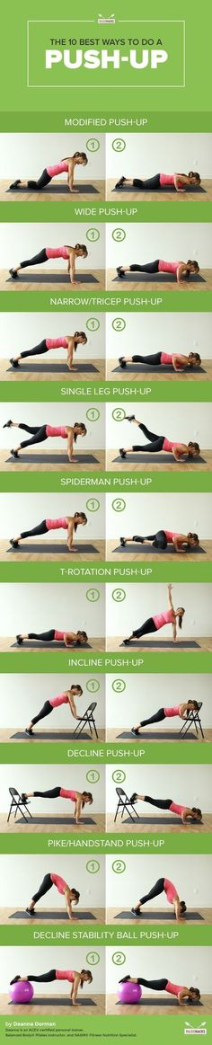 e2b0adfbe9 The 10 Best Ways To Do a Push-Up