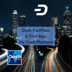 Dash FastPass: A Trial Run for Dash Platform You think there's a lot of excitement around Dash FastPass? Wait until Dash Platform is released! Thanks for reading! #dash #dashnation #bluehearts💙 #bitcoin #blockchain #crypto #defi Near Future, Use Case, Blockchain, Trials, Thinking Of You, Meant To Be, Platform, Running