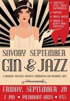 gin and jazz
