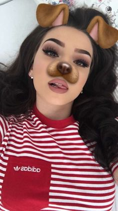 11 Best Snapchat Dog Filter Images Dog Filter Snapchat Dog