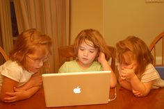 Kids use Internet extensively these days. It is hard to restrict technology and the progress of kids.