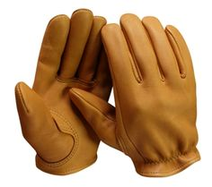 Churcill Maverick Classic Deerskin Short Wrist Glove Classic Deerskin design, but with a short wrist. The cuff only goes to the bend in your wrist. Made in the USA. http://www.saveyourhideleather.com/product/CS