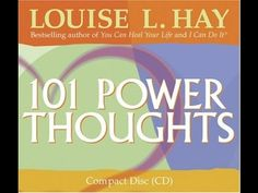 Louise Hay 101 power thoughts [Full Audiobook] - YouTube