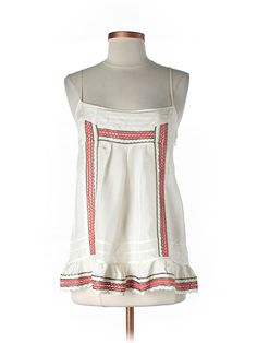 Check it out - Bcbgmaxazria Sleeveless Silk Top for $29.99 on thredUP!