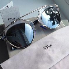 DIOR So Real Mirrored Sunglasses