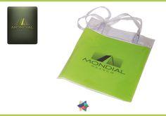 Sacola personalizada para o Empreendimento Mondial Osasco.