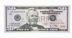 50 Dollar Bill for 911 emergencys... do not spend!