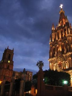 San-Miguel Church Mexico by carly.mauch, via Flickr