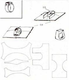 How to make ring patterns http://www.raulybarra.com/notijoya/biblioteca_archivos_1.1/notijoya_1.1/archivosnotijoya2/2patrones_anillo.htm