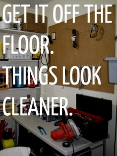 My favorite organizing tip: use your vertical space!