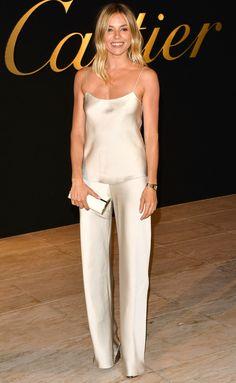 Celebrity Red Carpet Fashion: Best Dressed on the Red Carpet Sienna Miller